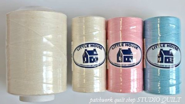 Photo1: Basting Thread (500m / 1000m) (1)